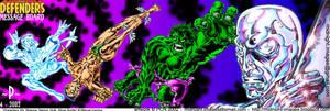 Marvel Web Banner 4B of 4 2002