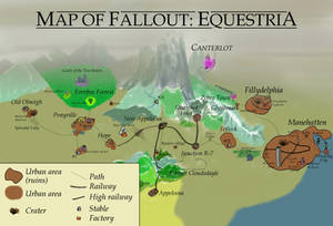Fallout: Equestria - full MAP