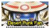 Desert Punk Fan Stamp by SGStamps