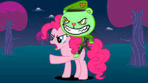 Flippy And PinkiePie