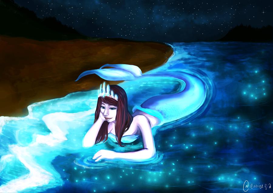 Sea of Stars by YukiSachiko