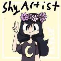 Fan art for Shy artist