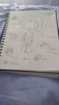 New oc (Meet the artist next)