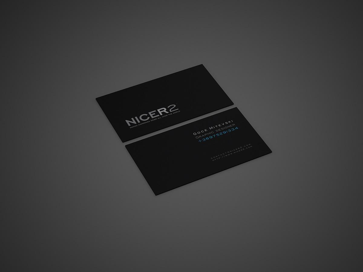 Nicer2 Business card