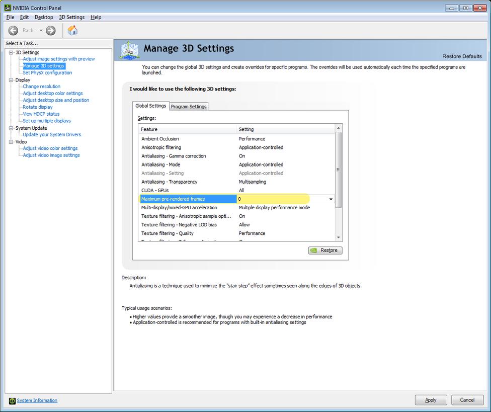More responsive Windows 7 by monsteer