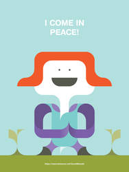 I-Come-In-Peace-Behance