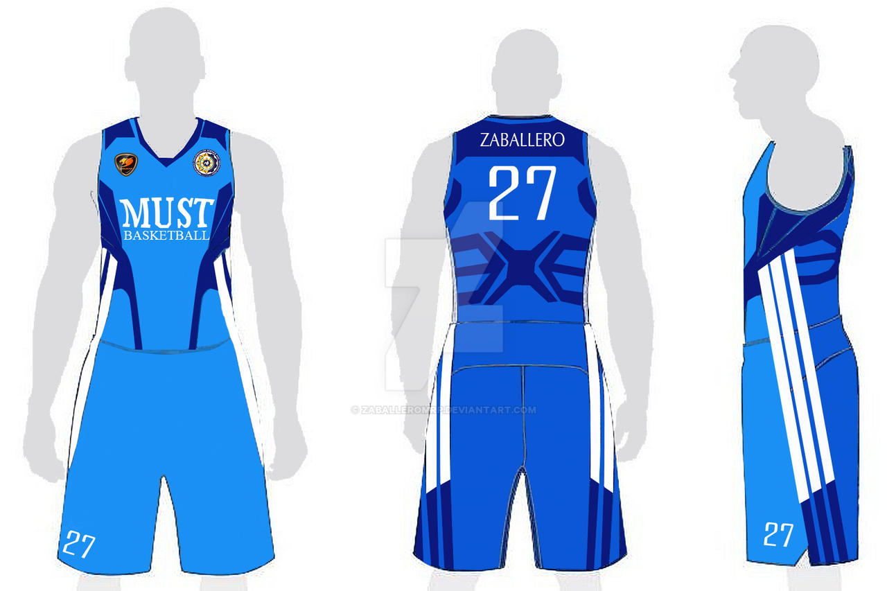 Must basketball jersey by zaballeromrp on deviantart for Shirts and skins basketball