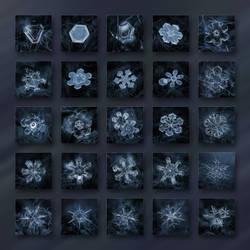 End of season - dark crystals