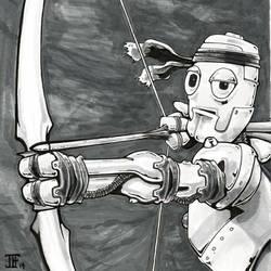 RPG Skill - Archery by LaikatheSpaceDog