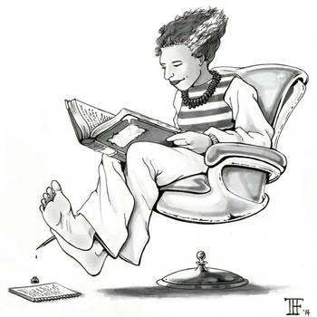 RPG Skill - Studies by LaikatheSpaceDog