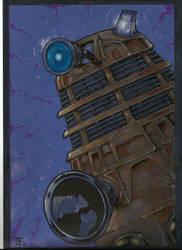 Dalek by LaikatheSpaceDog