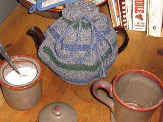 Teapot Cozy by MettaPax