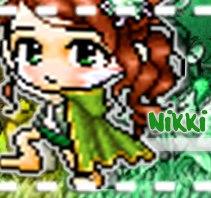 Nikki by iiMousee