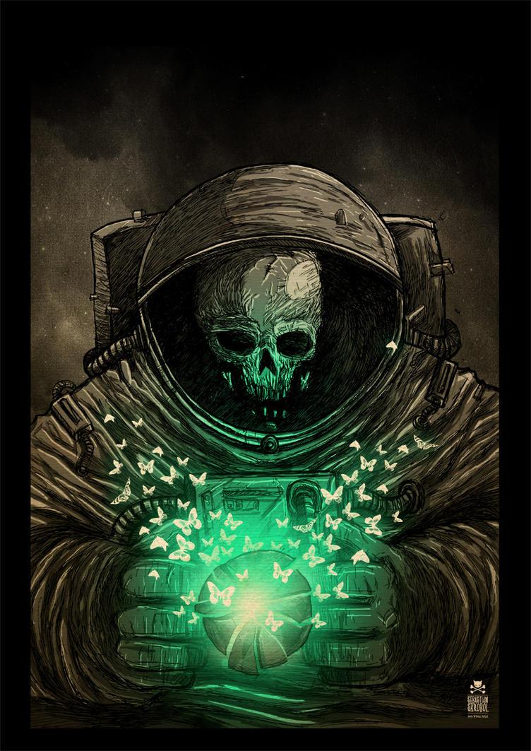 gravity dead astronaut face - photo #48