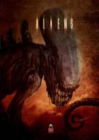 Alien by motsart