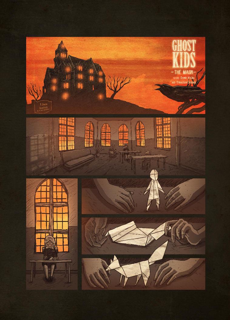 Skrobol Wojda Ghost Kids 1 by motsart