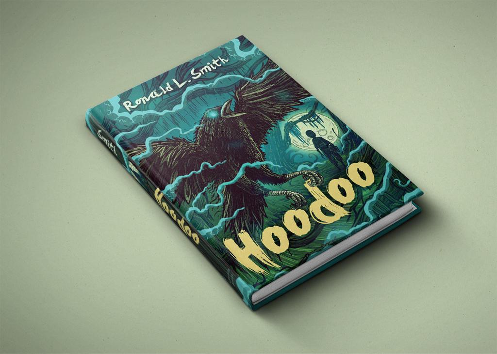 Hoodoo Cover by motsart