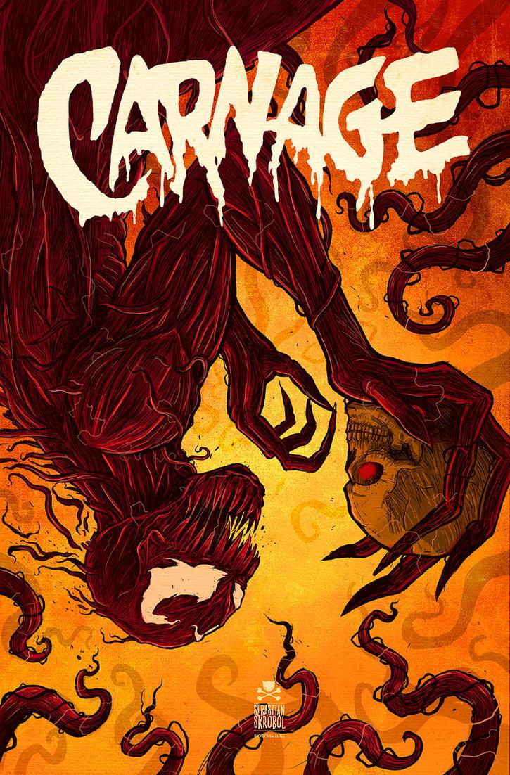 Carnage by motsart