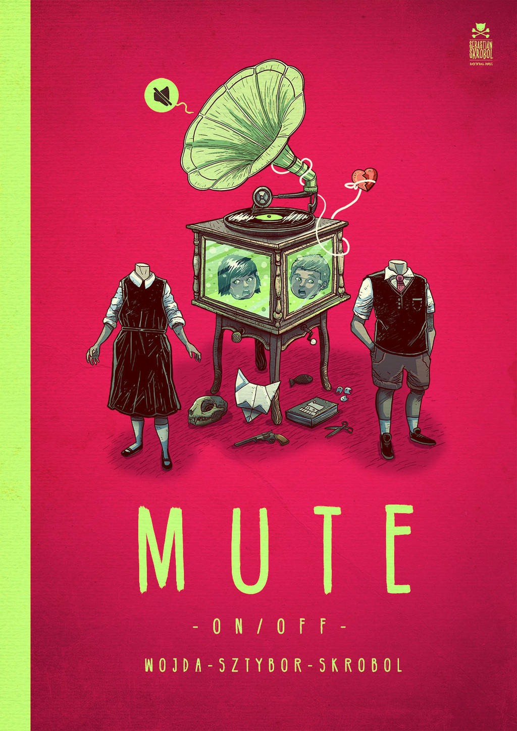Mute on/off by motsart