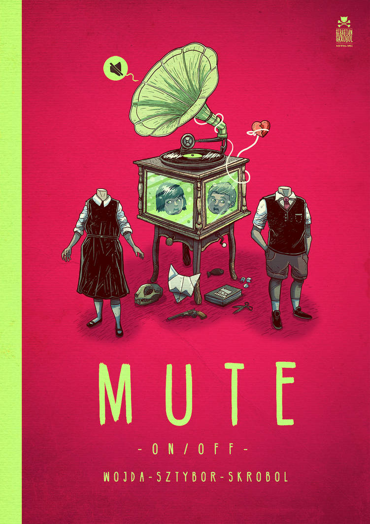 Mute on/off