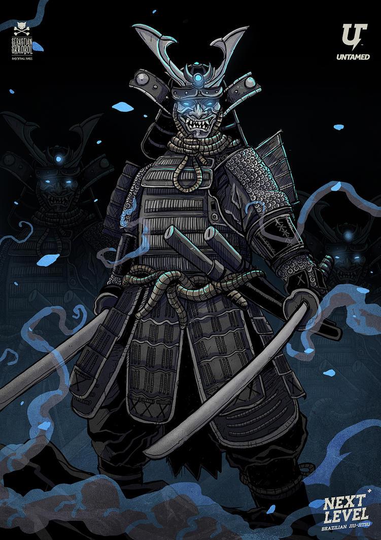 Samurai by motsart