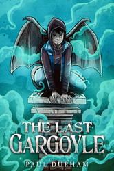 the last gargoyle cover