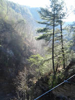 . Tallulah Gorge - X . by cyrella-stock