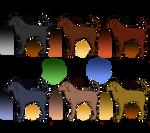 Kaijin Breed Sheet - Hound Type 2