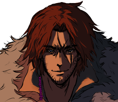 Trevor Belmont (color) by digitadevilsara