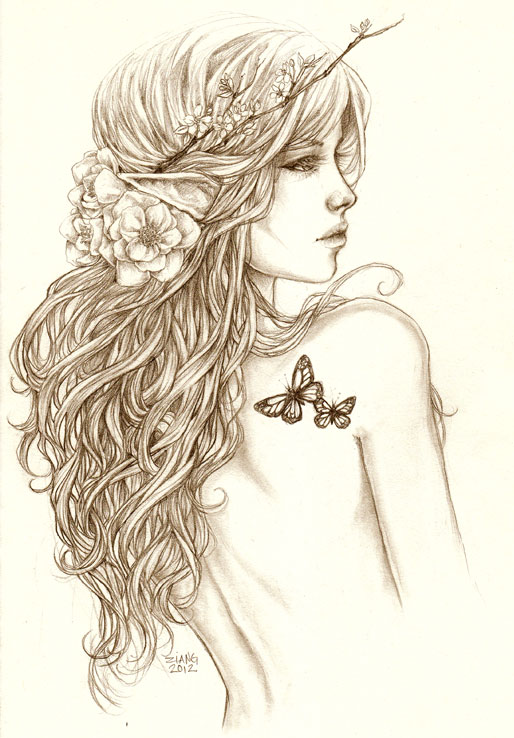 -- tendril -- by jadedice