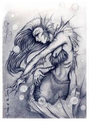 -- dance of the siren -- by jadedice