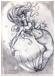 -- return of the siren -- by jadedice