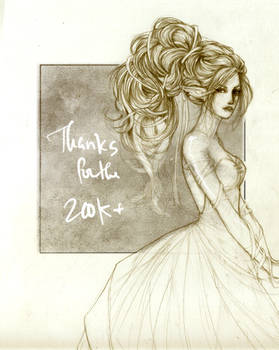 -- thanks for the 200k + --