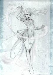 -- cyan: elemental aquae -- by jadedice