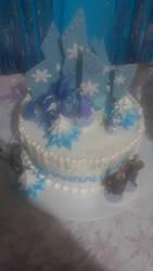Frozen Tres Leches Cake