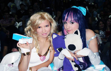 Panty and Stocking Angels