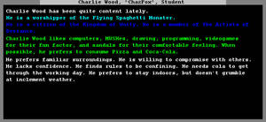 Dwarf Fortress-themed ID