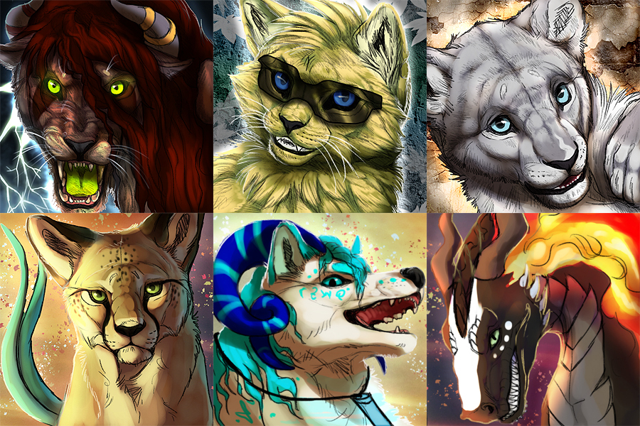 Icons 3 by Esava