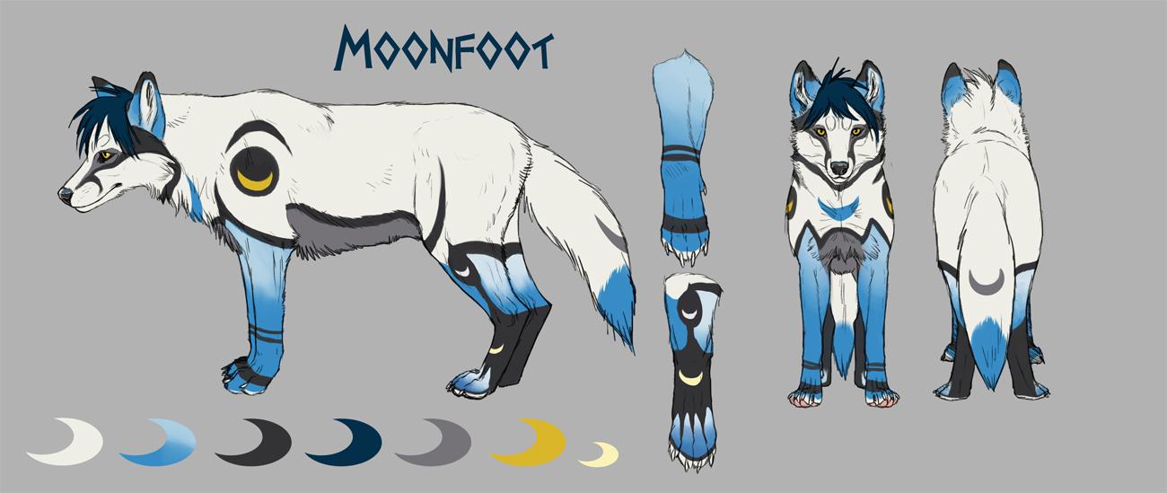 Moonfoot Ref Comm by Esava