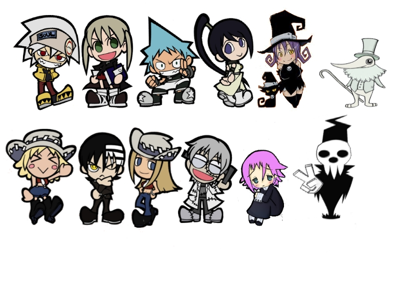 Soul Eater Chibi | www.pixshark.com - Images Galleries ...
