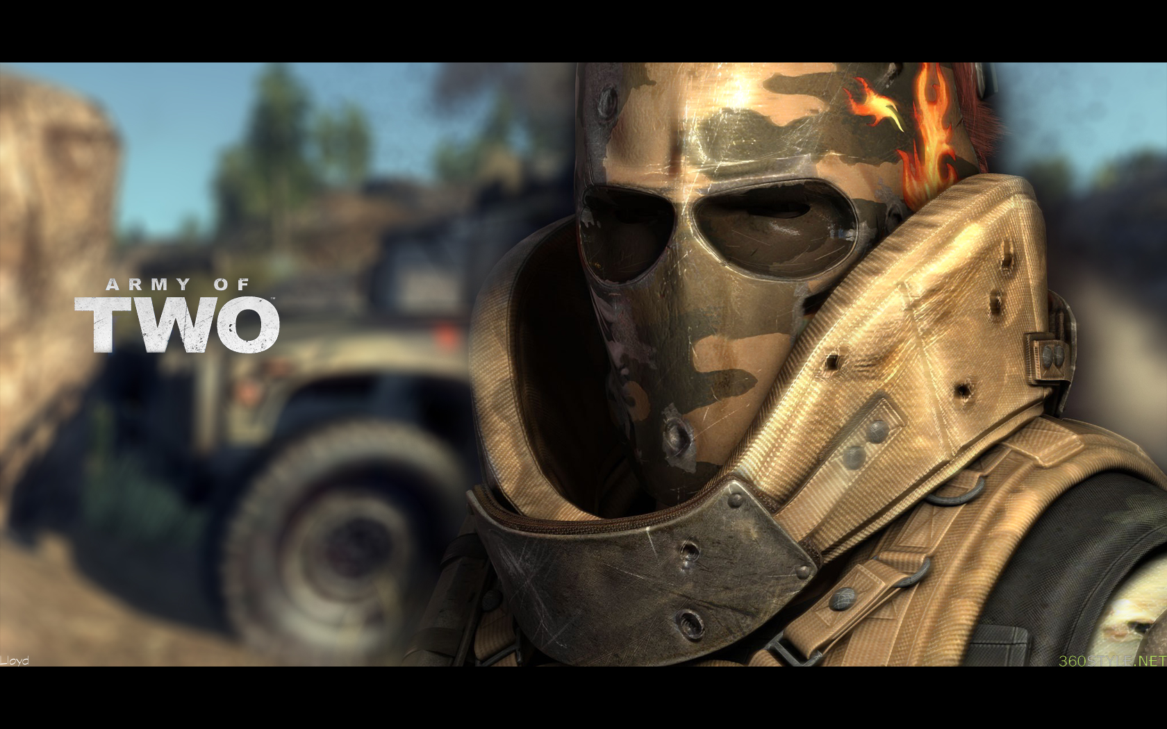 Army Of Two Wallpaper 2 By Igotgame1075 On DeviantArt