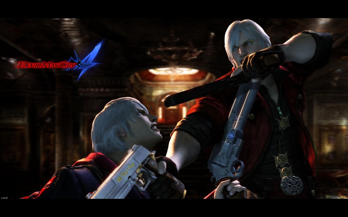 devil may cry 4 wallpaper 2igotgame1075 on deviantart