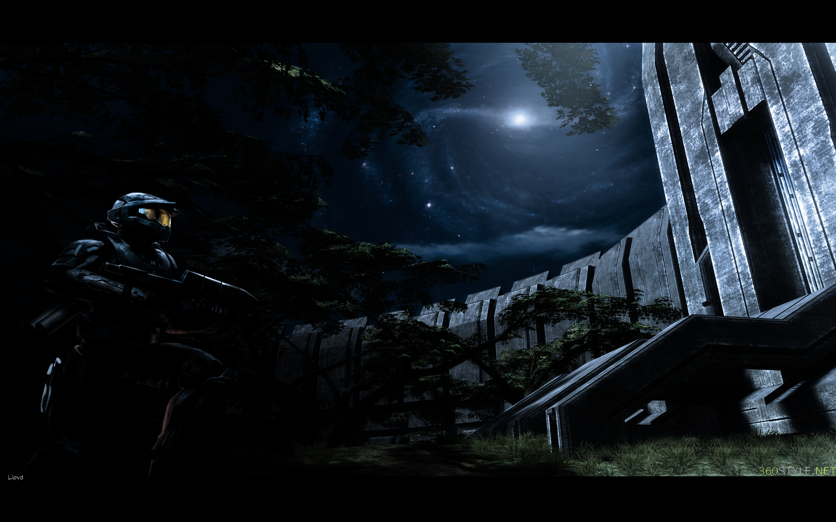 Halo 3 Wallpaper 6 by igotgame1075