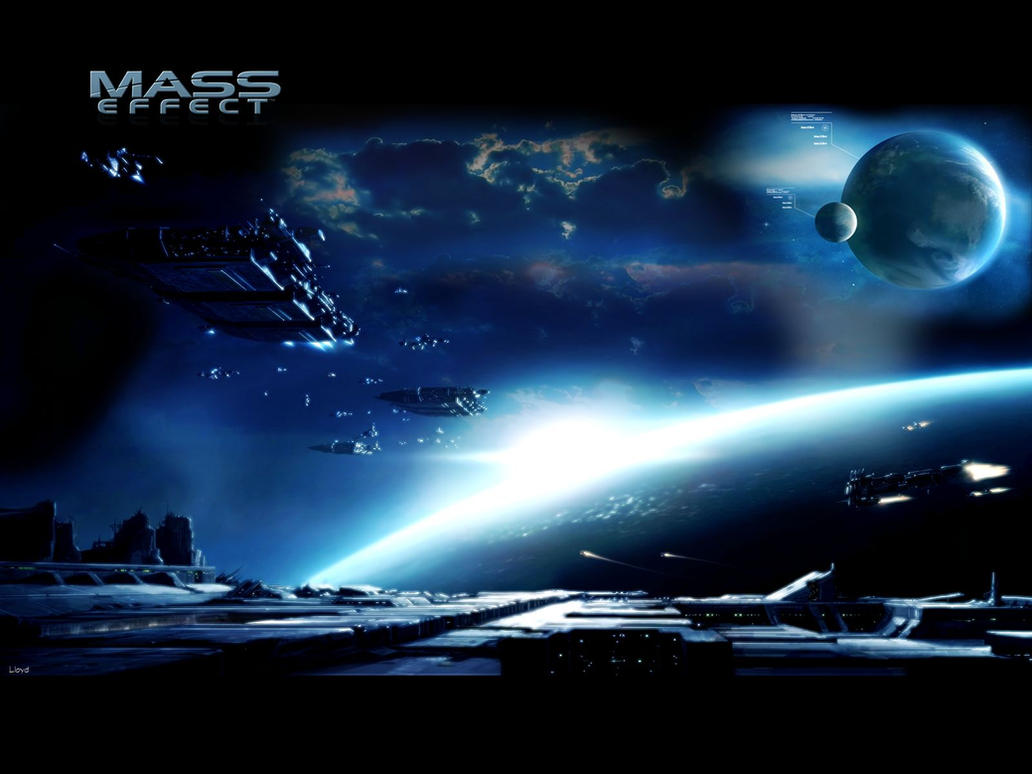Mass Effect Wallpaper 2 by igotgame1075