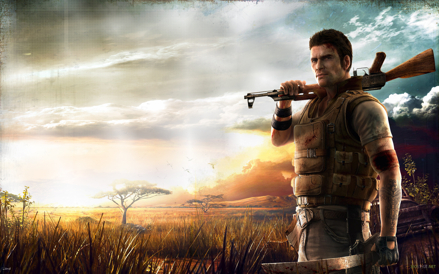 Far Cry 2 Wallpaper By Igotgame1075 On Deviantart