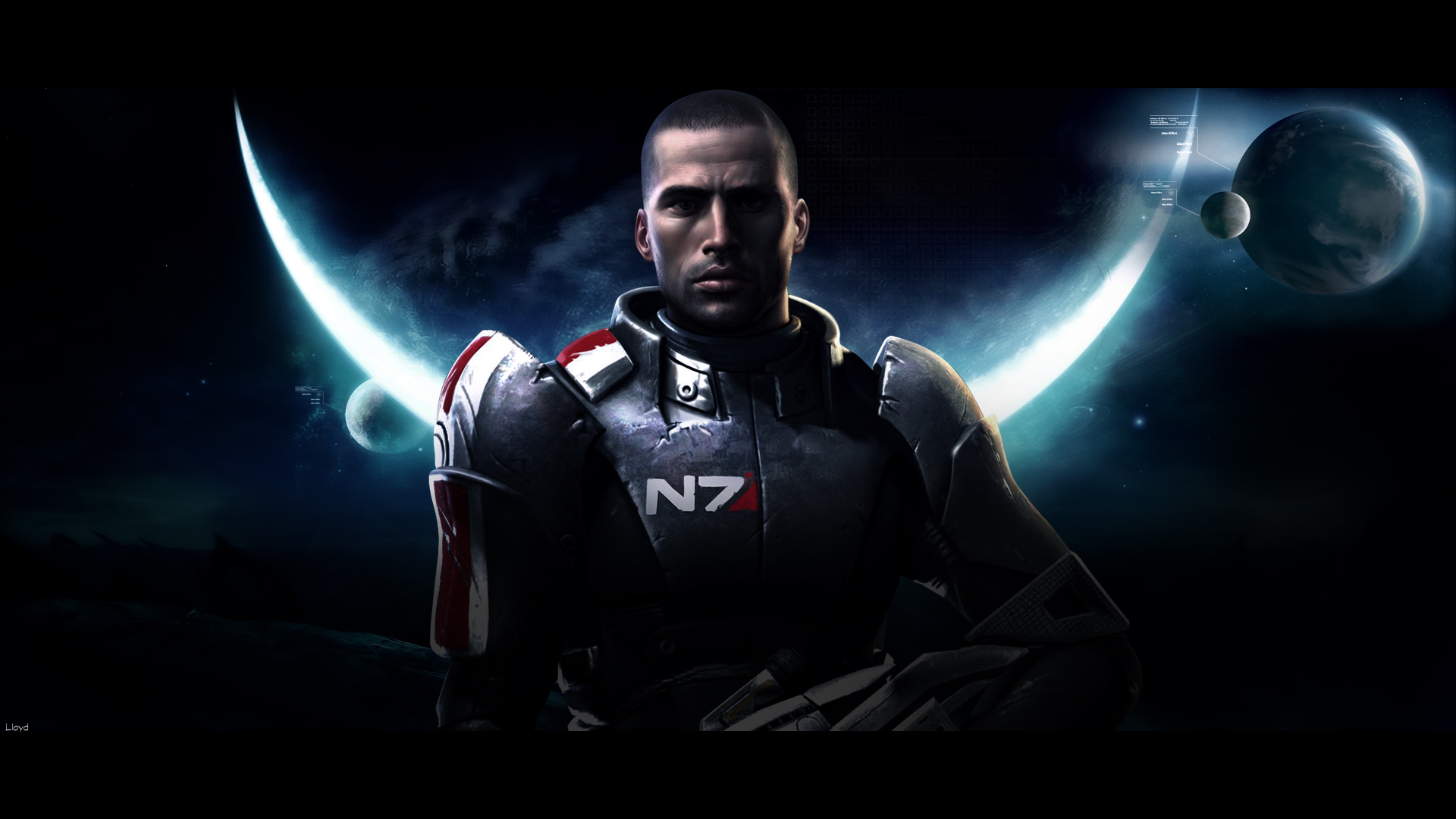 Mass Effect 2 Wallpaper 2