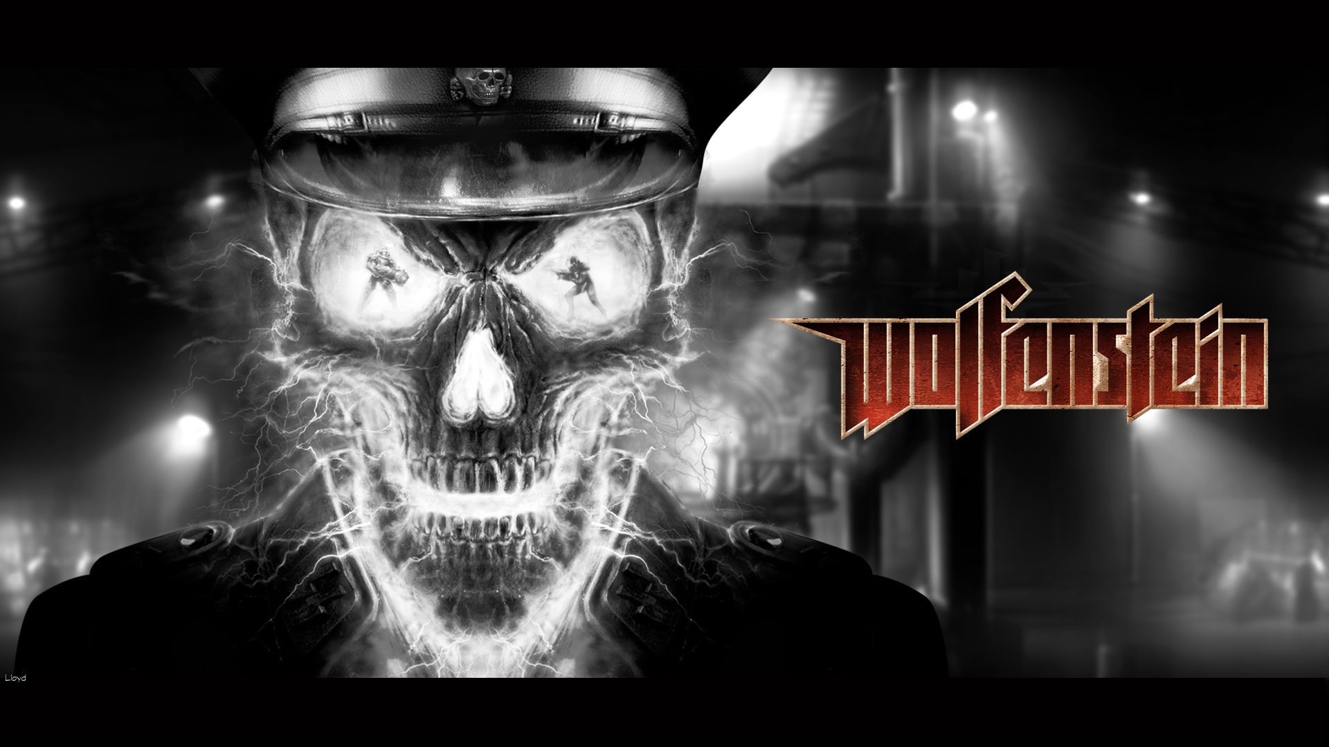 Wolfenstein Wallpaper by igotgame1075