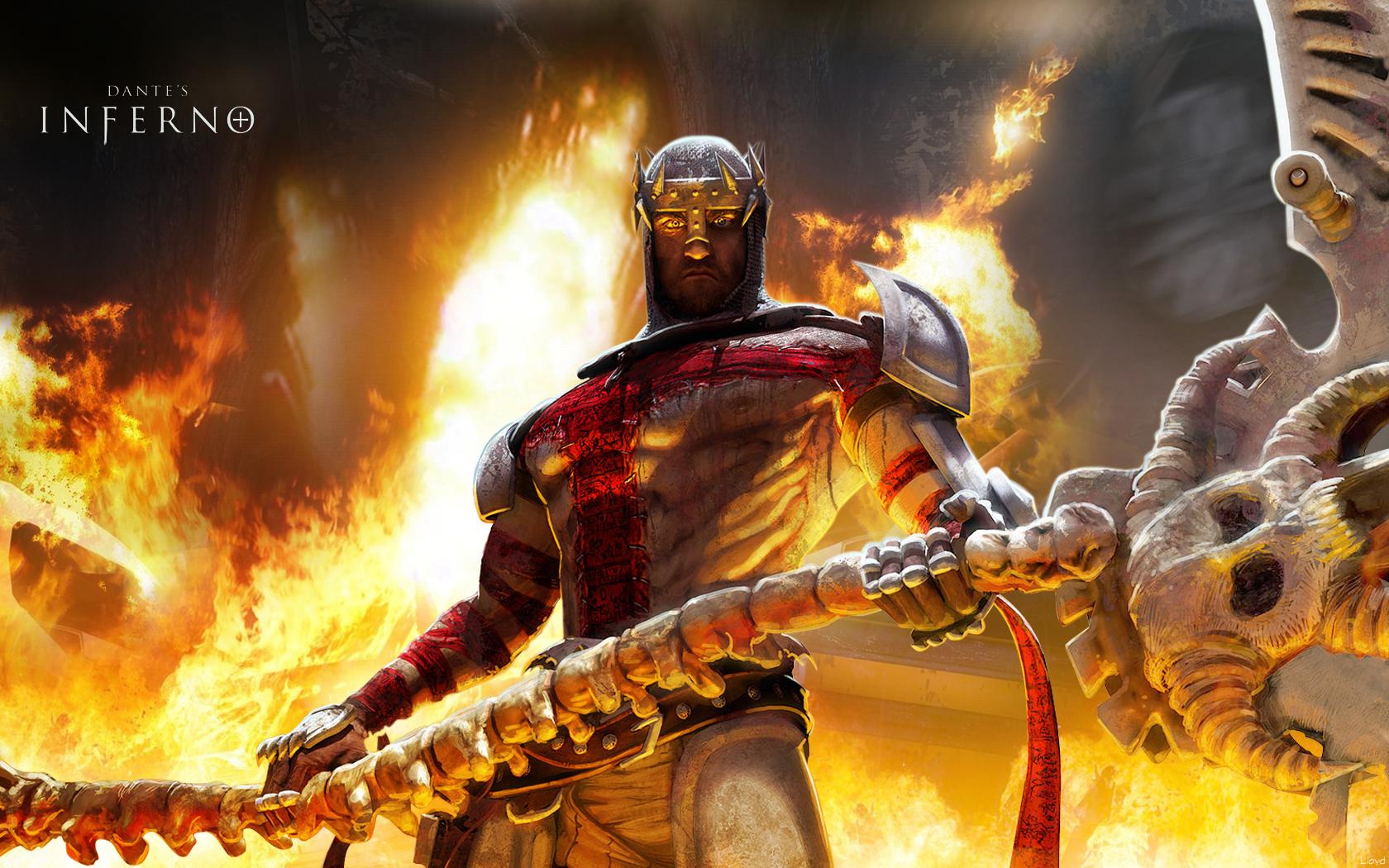 Resultado de imagen para Dante's Inferno