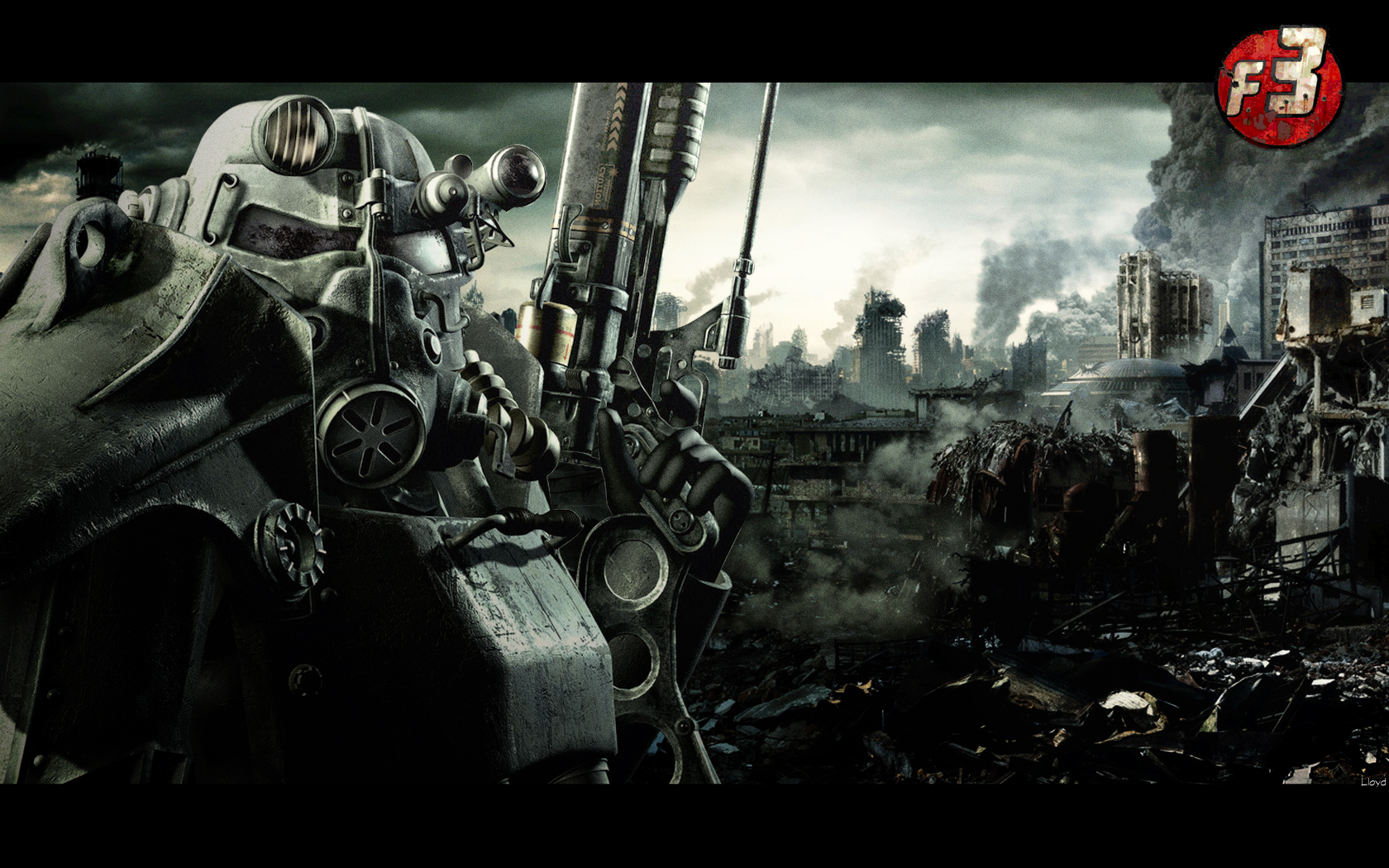 Video Game Fallout wallpapers Desktop Phone Tablet Awesome