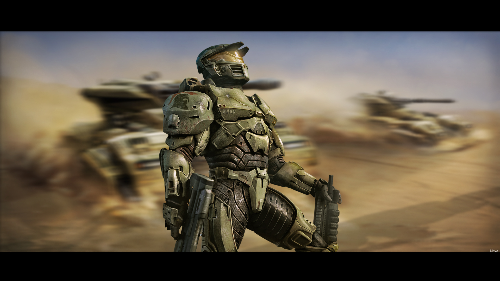 Halo Wars Wp 4 by igotgame1075